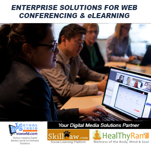 Enterprise Solutions for Meetings, Learning & Webinars - vsworld.com