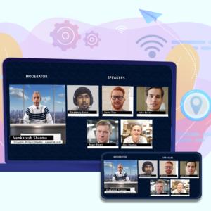 Virtual Event Streaming | Plan - Premium